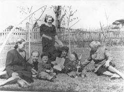 Фотоархив семьи Лобановых