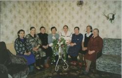 Фотоархив семьи Чертагановых